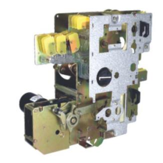 k type motor operation mechanism